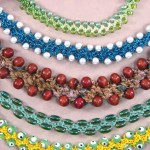 Turkish Flat Bead Crochet Tutorials