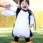 Baby Penguine Costume Sewing Tutorial