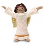 Angel Doll Knitting Pattern