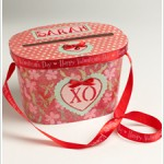 Valentine Card Holder Purse