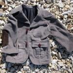 Boys Corduroy Jacket Sewing Pattern