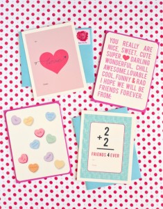 Printable Class Valentines