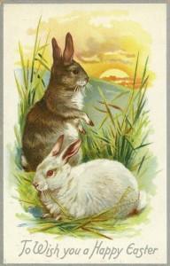 Vintage Easter Images