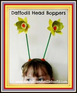 Daffodil Head Boppers