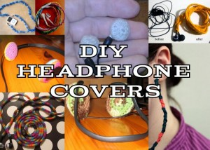 DIY HeadphoneCovers