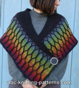Knitted Shawl Pattern