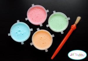 Bubble Bath Paint Recipe