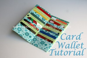 DIY Cards Wallet