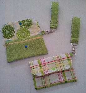 Smartphone Wallet Sewing Pattern