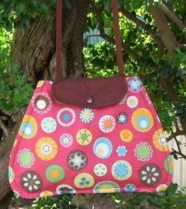 The Mandy Bag Free Sewing Pattern