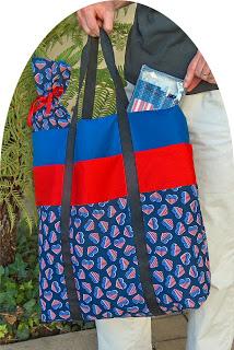 12 Pocket Bag Sewing Pattern