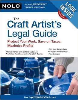The Craft Artist's Legal Guide Book Review