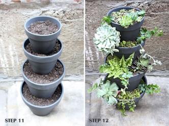 Planterfall Container Garden Tutorial