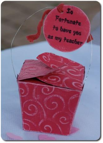 So Fortunate Teacher Printable Gift