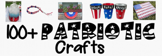 100+ Free Patriotic Crafts