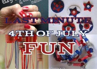 DIY Fourth of July