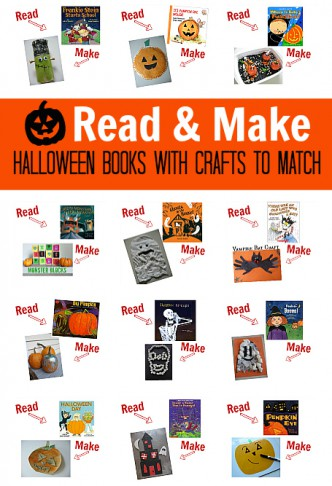 Halloween Book Crafts