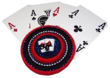 Playing Card Holders Plastic Canvas Pattern