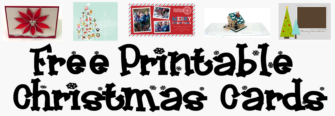 free printable christmas card templates allcrafts free crafts update - Free Photo Christmas Card Templates