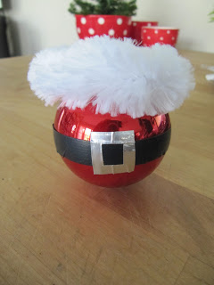 Santa Ornament Tutorial