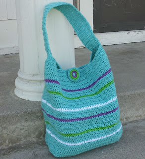 London Bag Free Crochet Pattern