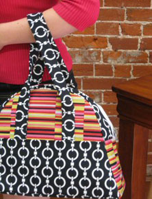 Bowled Over Bag Free Sewing Pattern