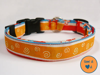 Dog Collar Sewing Pattern