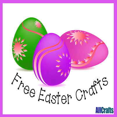 100 Free Easter Crafts