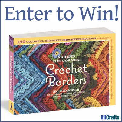 Enter to Win Crochet Borders