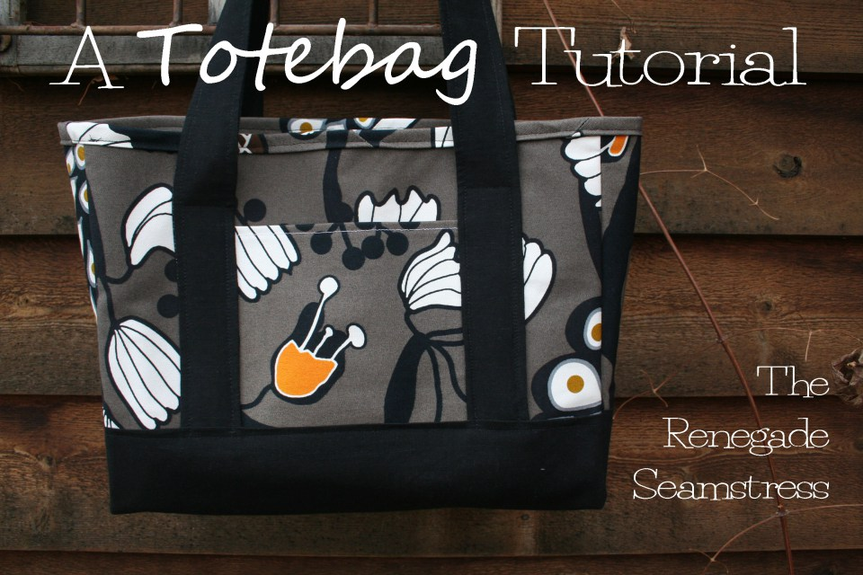 Big tote bag sewing tutorial allcrafts free crafts update
