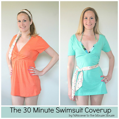 30-Minute Swimsuit Cover-up