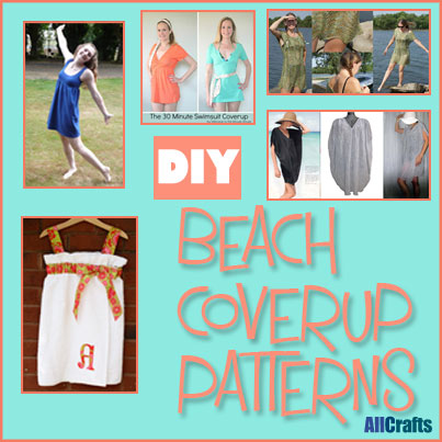 Beach Cover-up Patterns