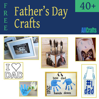 Free Father's Day Crafts