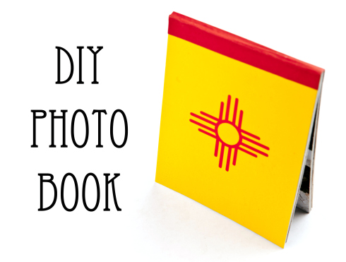 DIY Postcard Photobook