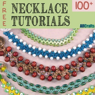 100+ Free Necklace Tutorials