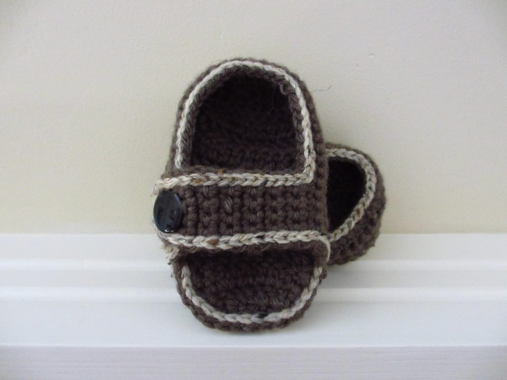 Comfy Toddler Sandals Free Crochet Patterns