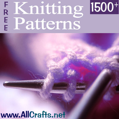 Free Knitting Patterns!