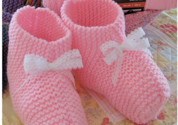 knitted-slippers