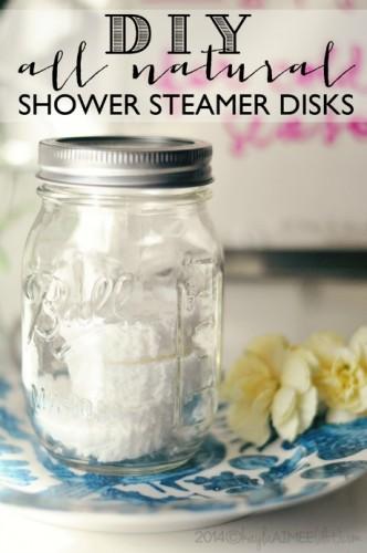 DIY Shower Steamers