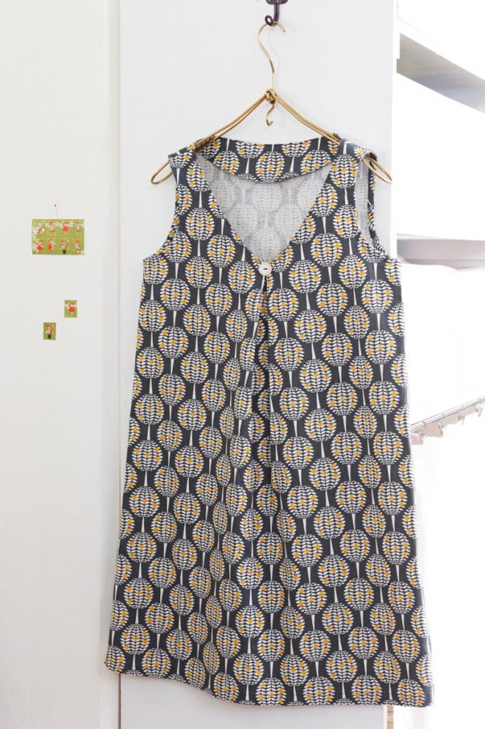 Tunic Dress Free Sewing Pattern – AllCrafts Free Crafts Update