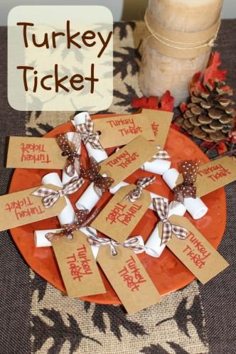 The Turkey Ticket