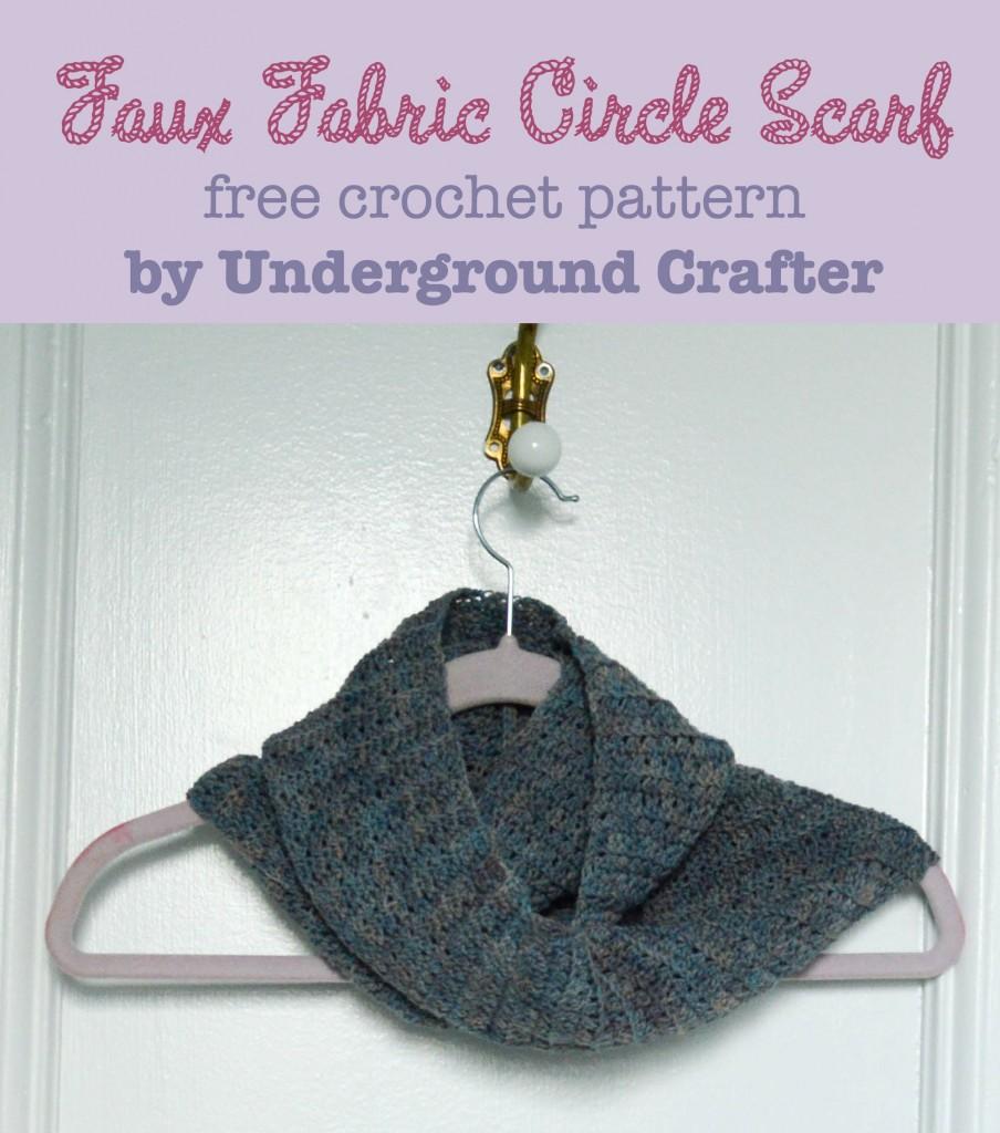 Faux-Fabric-Circle-Scarf-crochet-pattern