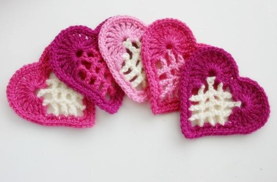From the Heart Bunting Crochet Pattern