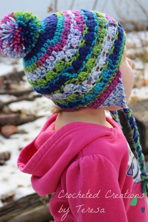 Snowbird Hat Free Crochet Pattern Allcrafts Free Crafts Update