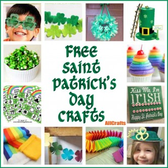 Free Saint Patrick's Day Crafts