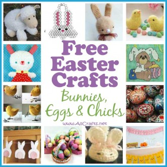 100+ Free Easter Crafts