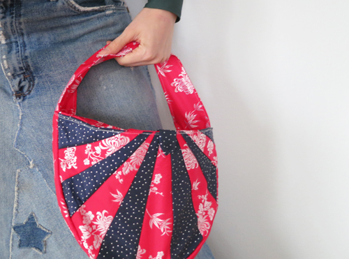 Radial Purse Sewing Pattern – AllCrafts Free Crafts Update