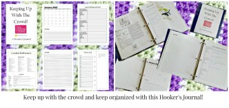 Create Your Own Crochet Journal
