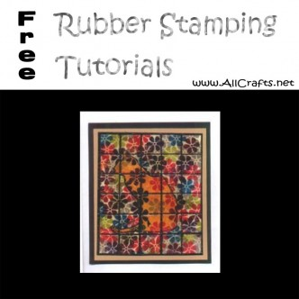 Rubber Stamp Tutorials