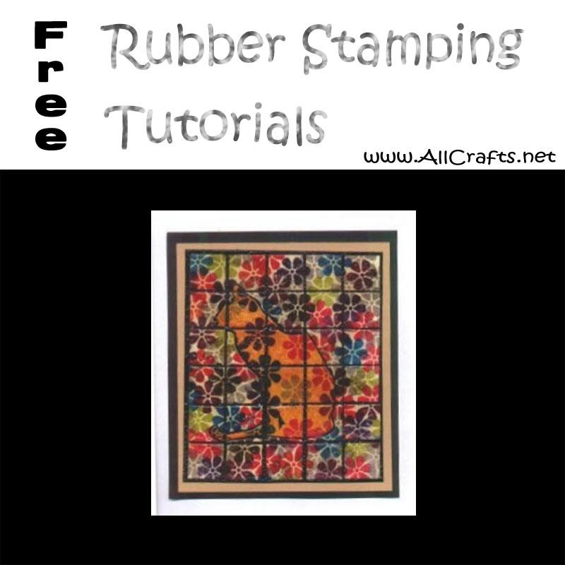 Rubber Stamp Tutorials